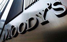 Moody's hạ bậc xếp hạng tín dụng của Nhật Bản