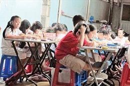 Nghệ An giảm dạy thêm, học thêm bậc tiểu học