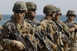 Nhật Bản cân nhắc cung cấp đạn dược cho quân đội Mỹ