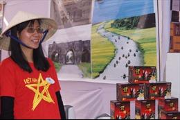 Việt Nam tham gia Hội chợ từ thiện quốc tế Bazaar