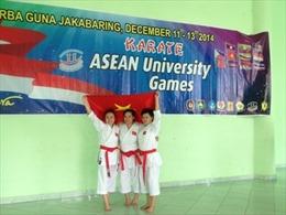 Việt Nam giành HCV đầu tiên tại Đại hội Thể thao Sinh viên Đông Nam Á