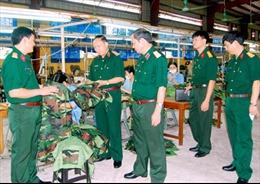 Xây dựng ngành Hậu cần Quân đội trong thời kỳ mới
