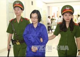 Xử phúc thẩm vụ án Huỳnh Thị Huyền Như