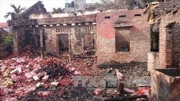 Bắc Ninh: Khẩn trương làm rõ vụ cháy nhà làm 6 người thương vong