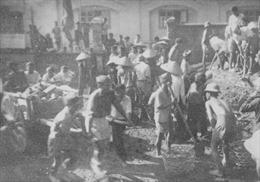 Dân quân tự vệ trong chiến tranh giải phóng