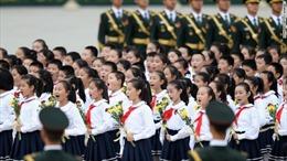 Trung Quốc cấm hát quốc ca nửa bài