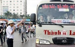 Đầu 2015, Hà Nội hoàn thành mở rộng bến xe Mỹ Đình