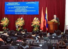 Kỷ niệm 25 năm thiết lập quan hệ ngoại giao Việt Nam-Venezuela