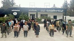 IS đang đào tạo trẻ 5 tuổi thành chiến binh ở Syria