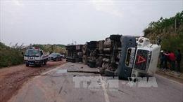 Thu hồi giấy phép công ty có xe container gây tai nạn
