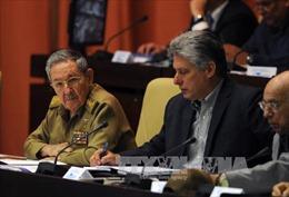 Quốc hội Cuba thông qua thỏa thuận bình thường hóa quan hệ với Mỹ
