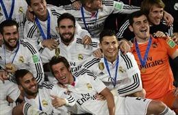 Real Madrid lần đầu tiên đoạt Cúp các CLB thế giới
