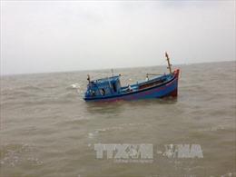 Đã liên hệ được với tàu cá Bình Định mất tích nhiều ngày trên biển