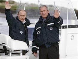 Cựu Tổng thống Bush hồi tưởng về buổi đi câu cá cùng ông Putin