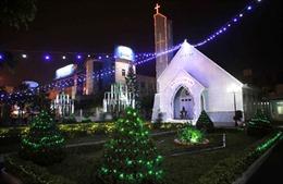 Giáng sinh an bình, vui tươi trên cao nguyên Đắk Lắk