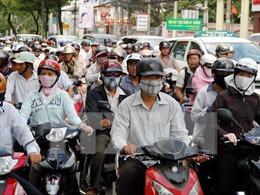 Nguồn thu từ thu phí xe máy dùng để đầu tư cơ sở hạ tầng