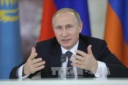 Tổng thống Nga phê chuẩn Học thuyết quân sự mới