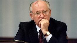 Cựu lãnh đạo Gorbachev quan ngại về tình hình Ukraine