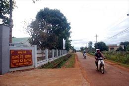 Điểm sáng nông thôn mới ở Ea Tul