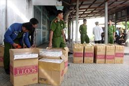 Phó Thủ tướng Nguyễn Xuân Phúc gửi thư khen thành tích chống buôn lậu thuốc lá