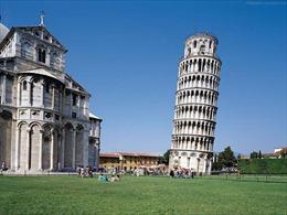 Tháp nghiêng Pisa - kiến trúc kì lạ của thế giới