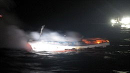 Hàn Quốc dừng tìm kiếm thuyền viên Việt Nam mất tích