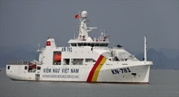 Bồi dưỡng đi biển cho lực lượng kiểm ngư
