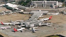 Sân bay Melbourne, Ausrtralia đóng cửa vì báo động an ninh