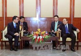 PTT Nguyễn Xuân Phúc tiếp Đoàn đại biểu Hội hữu nghị Lào-Việt Nam