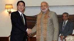 Nhật - Ấn hợp tác an ninh hàng hải