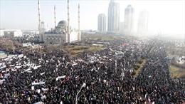 Hơn 1 triệu người Nga biểu tình phản đối Charlie Hebdo