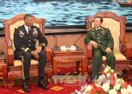 Tư lệnh Lục quân Thái Bình Dương Mỹ thăm Việt Nam