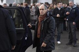 Tổng biên tập Charlie Hebdo bảo vệ tranh biếm họa