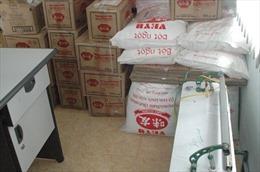 Phá một cơ sở sản xuất mì chính 'rởm'
