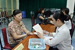 Tăng lương hưu trợ cấp thêm 8%