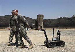 Robot quân sự - trợ thủ đắc lực trong chiến đấu
