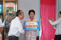 Hơn 184 tỷ đồng cho người nghèo và chiến sỹ biển đảo