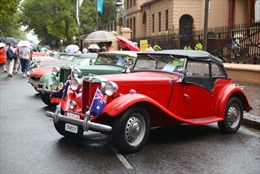Australia triển lãm xe hơi cổ quy mô lớn nhất Nam bán cầu