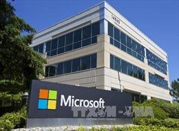 Microsoft: Doanh thu tăng, lợi nhuận giảm