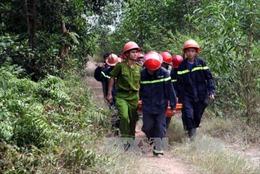 Vụ trực thăng rơi ở TP.HCM: 4 chiến sỹ hy sinh