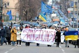Nga: Trừng phạt không giúp Ukraine lấy lại Crimea