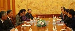 Hàn-Trung thảo luận chương trình hạt nhân Triều Tiên