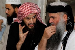 Jordan trả tự do cựu cố vấn thủ lĩnh Al-Qaeda