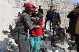 Hơn 210.000 người thiệt mạng vì nội chiến Syria