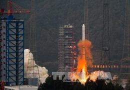 Trung Quốc thử hệ thống năng lượng tên lửa đẩy Trường Chinh-5