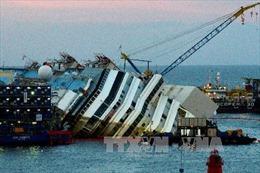 Cựu thuyền trưởng tàu Costa Concordia bị kết án 16 năm tù
