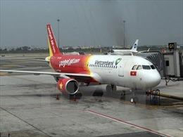 Hủy chuyến bay do thời tiết xấu tại Hải Phòng, Thanh Hóa
