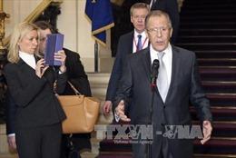 Nga hối thúc OSCE giám sát rút vũ khí tại Ukraine