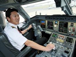 Nhật Bản nâng tuổi nghỉ hưu của phi công