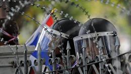 Quốc hội Thái Lan phê chuẩn dự luật hạn chế biểu tình